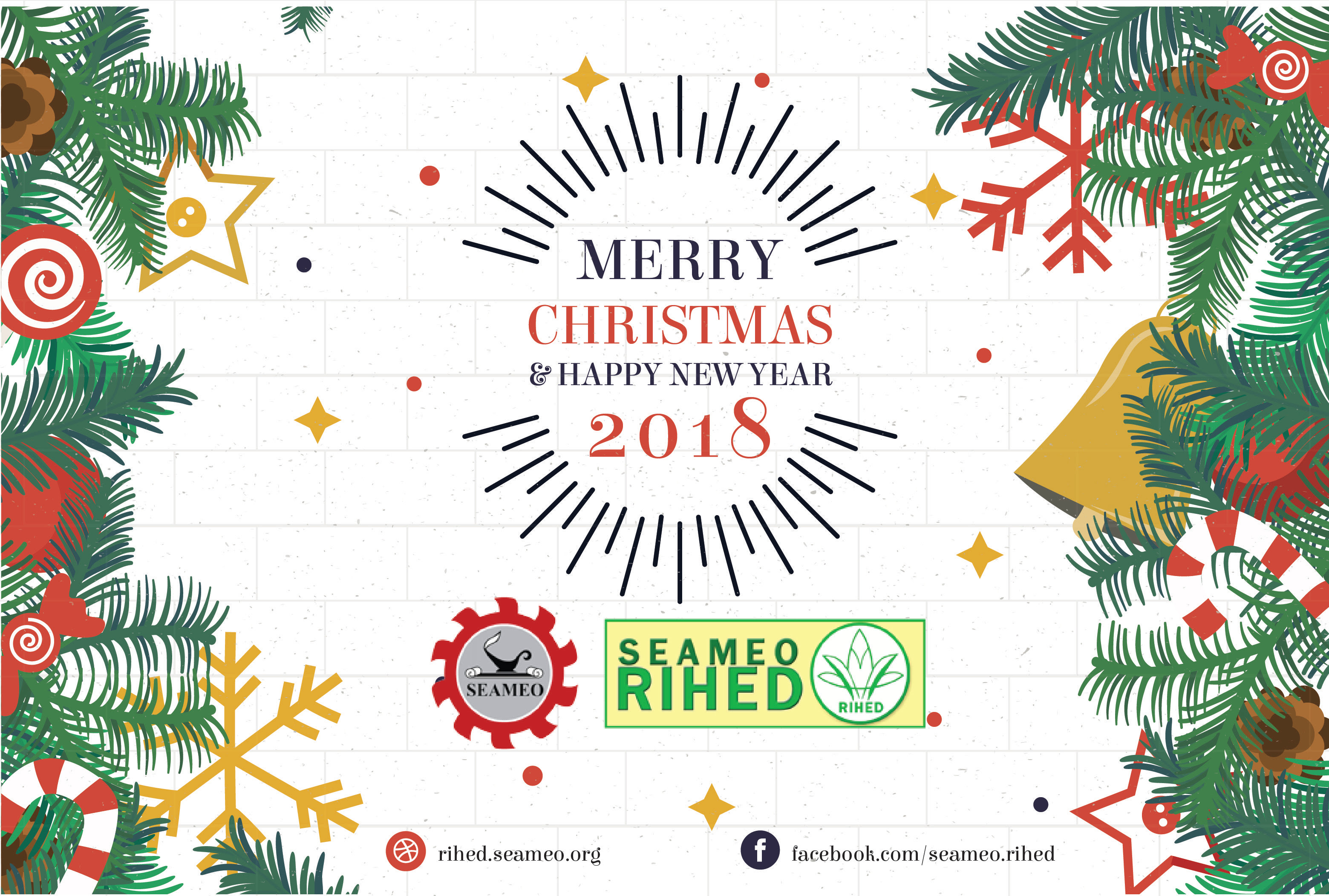 Holiday greetings from seameo rihed seameo rihed holiday greetings from seameo rihed kristyandbryce Image collections