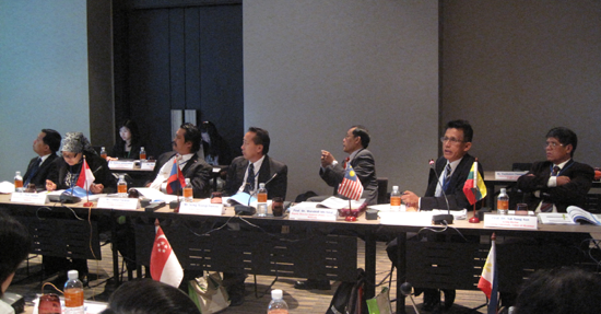 The 6th Meeting of Directors Generals, Secretary General, Commissioner of Higher Education in SEA